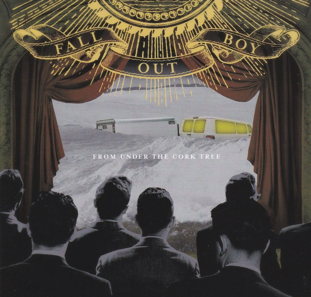 Fall Out Boy      From Under The Cork Tree    2005 CD