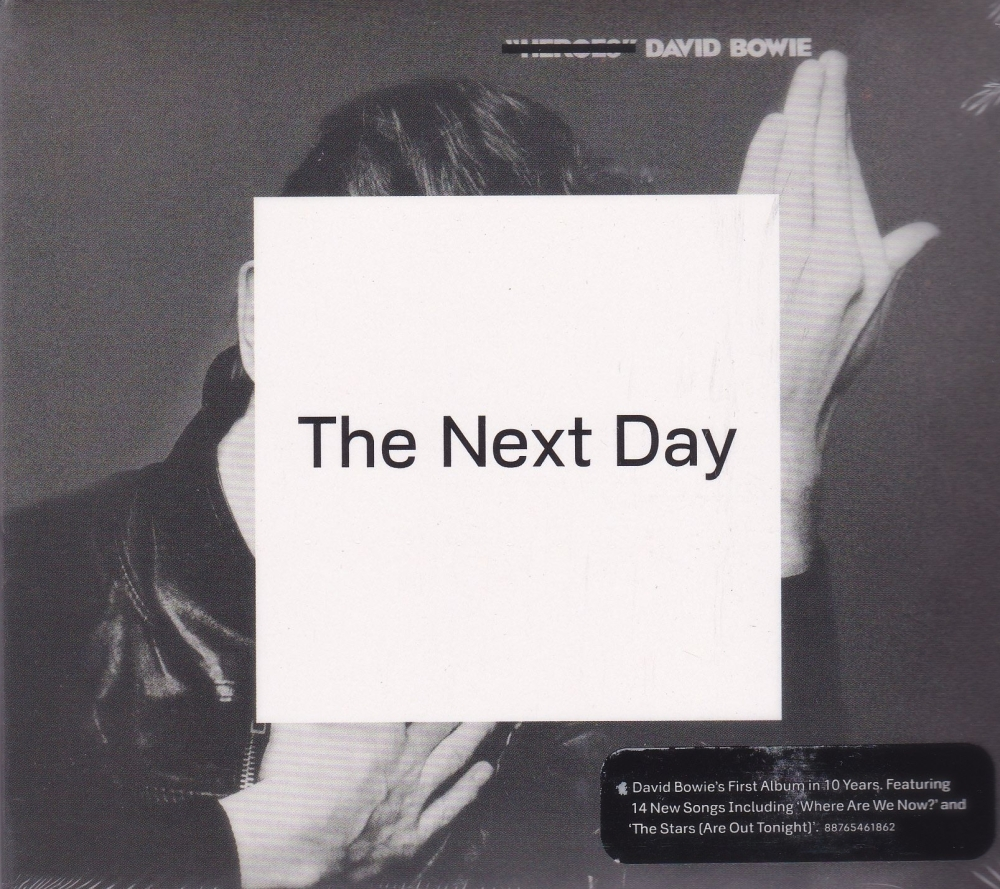 David Bowie      The Next Day       2013 CD