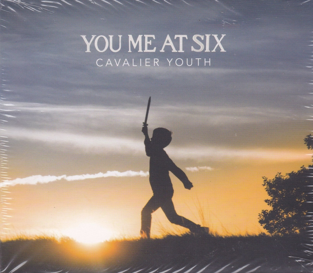 You Me At Six       Cavalier Youth   2014 CD