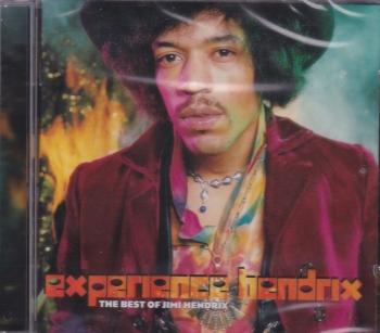 Jimi Hendrix     Experience Hendrix  The Best Of Jimi Hendrix     1997 CD
