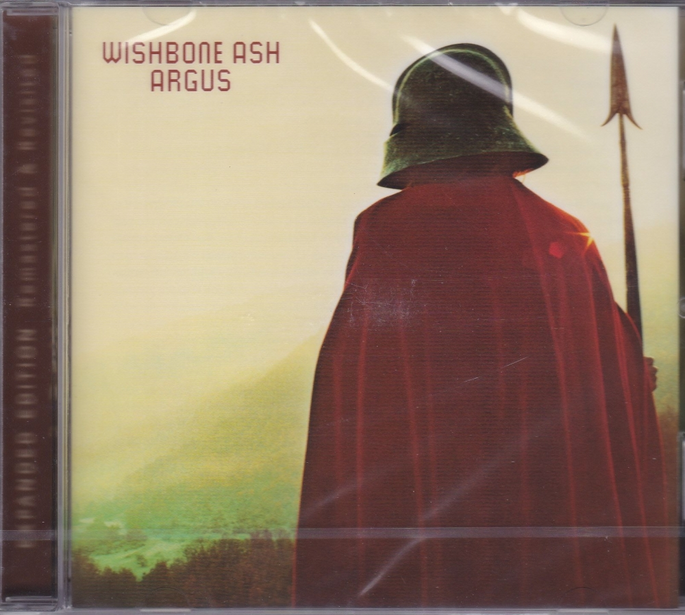 Wishbone Ash        Argus     Expanded Edition Remastered & Revisited  2002