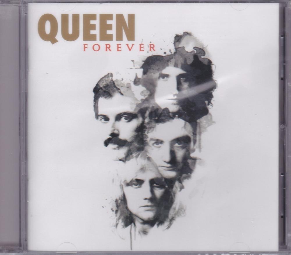 Queen       Forever             2014 CD