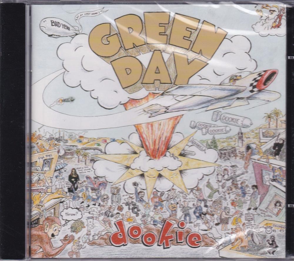 Greenday    Dookie       1994 CD