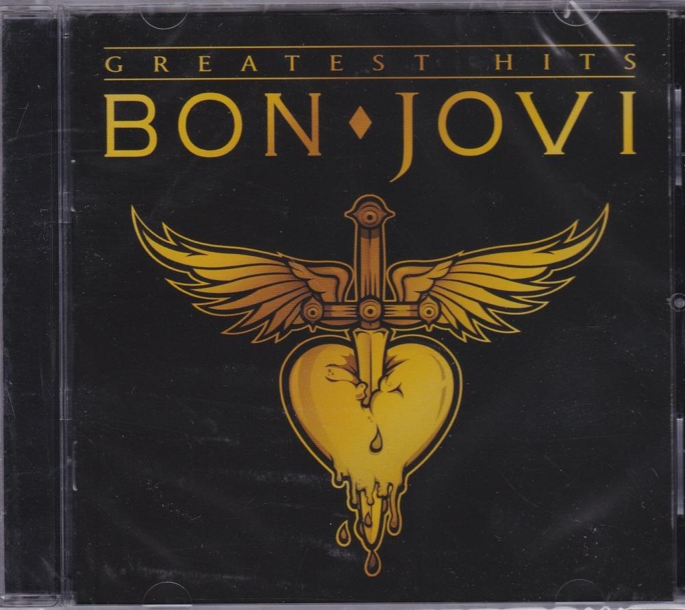 Bon Jovi          Greatest Hits        2010 CD