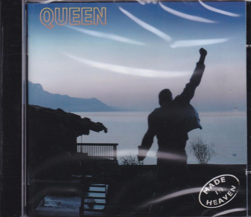Queen       Made In Heaven         1995 CD