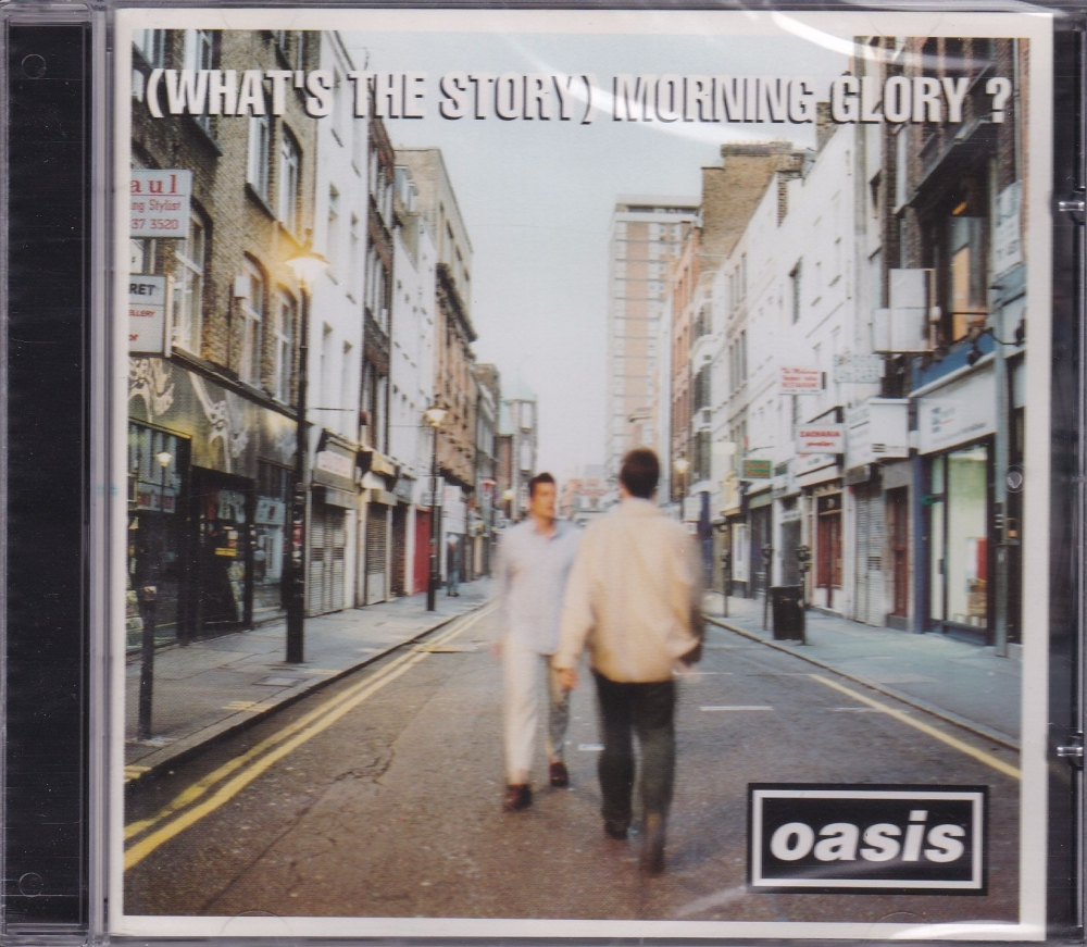 Oasis      ( What's The Story ) Morning Glory ?      1995 CD