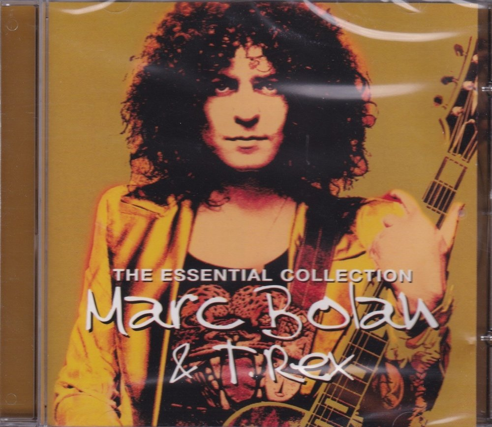 Marc Bolan & T.rex        The Essential Collection    2000 CD