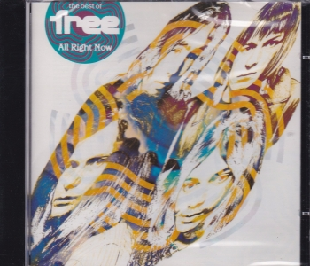 Free       The Best Of Free - All Right Now      1991 CD