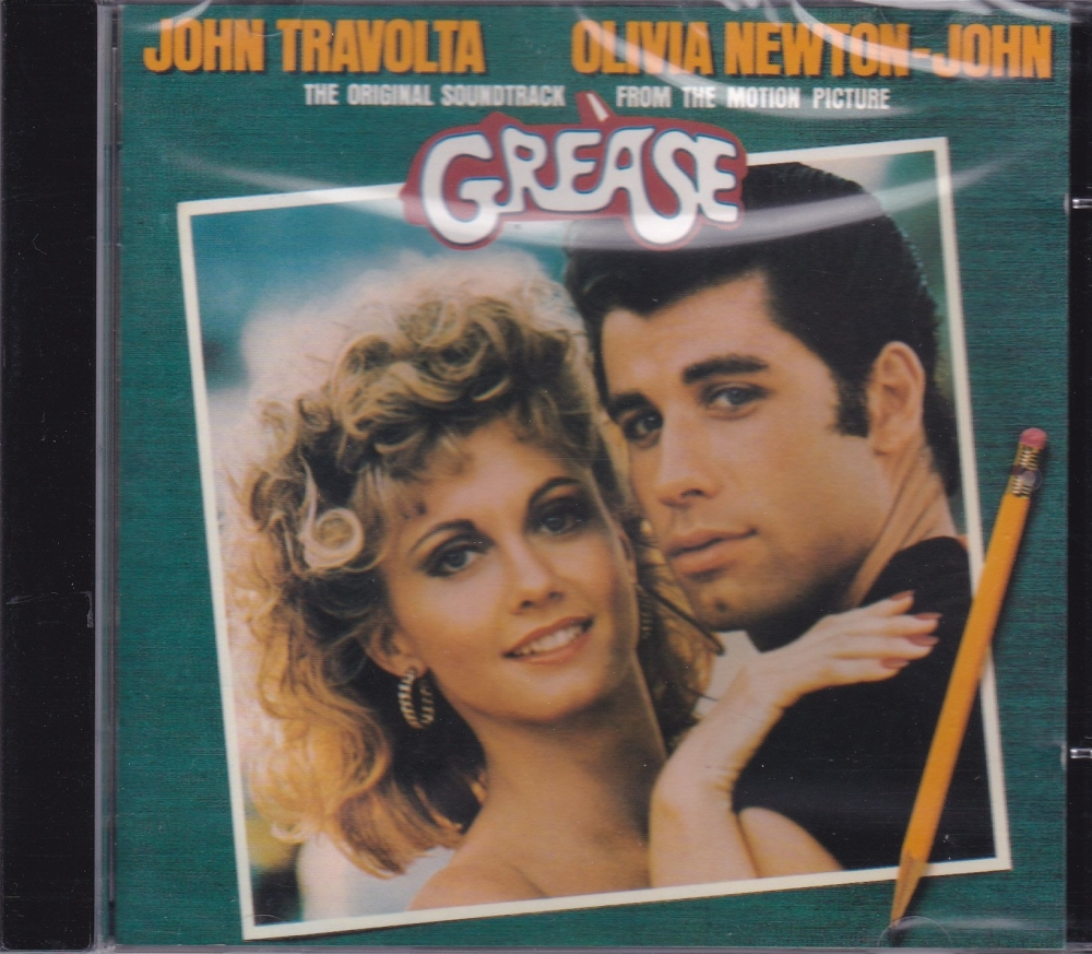 Grease  Original Soundtrack From The Motion Picture  Grease Various Artist