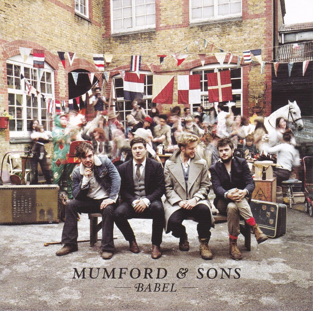 Mumford & Sons     Babel        2012 CD