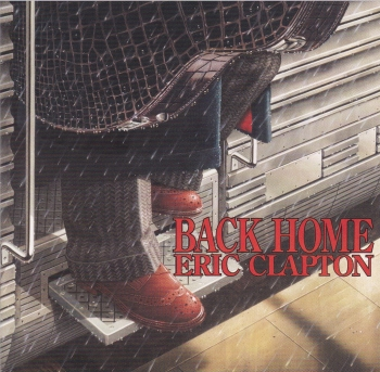 Eric Clapton         Back Home    2005 CD