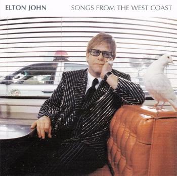 Elton John    Songs From The West Coast        2001 CD