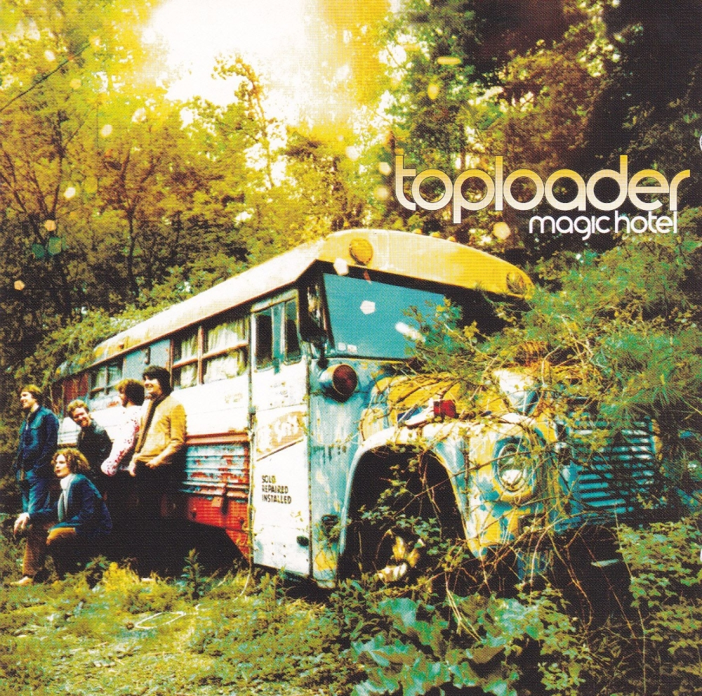 Toploader       Magic Hotel     2002 CD