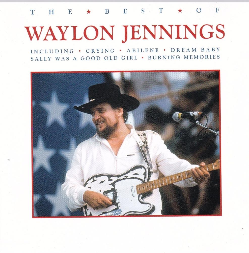 Waylon Jennings       The Best Of Waylon Jennings    2000 CD