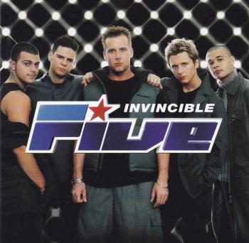 Five       Invincible     1999 CD