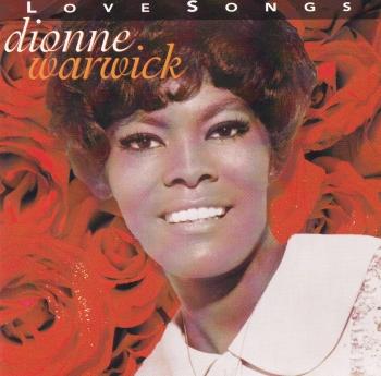Dionne Warwick      Love Songs     2001 CD