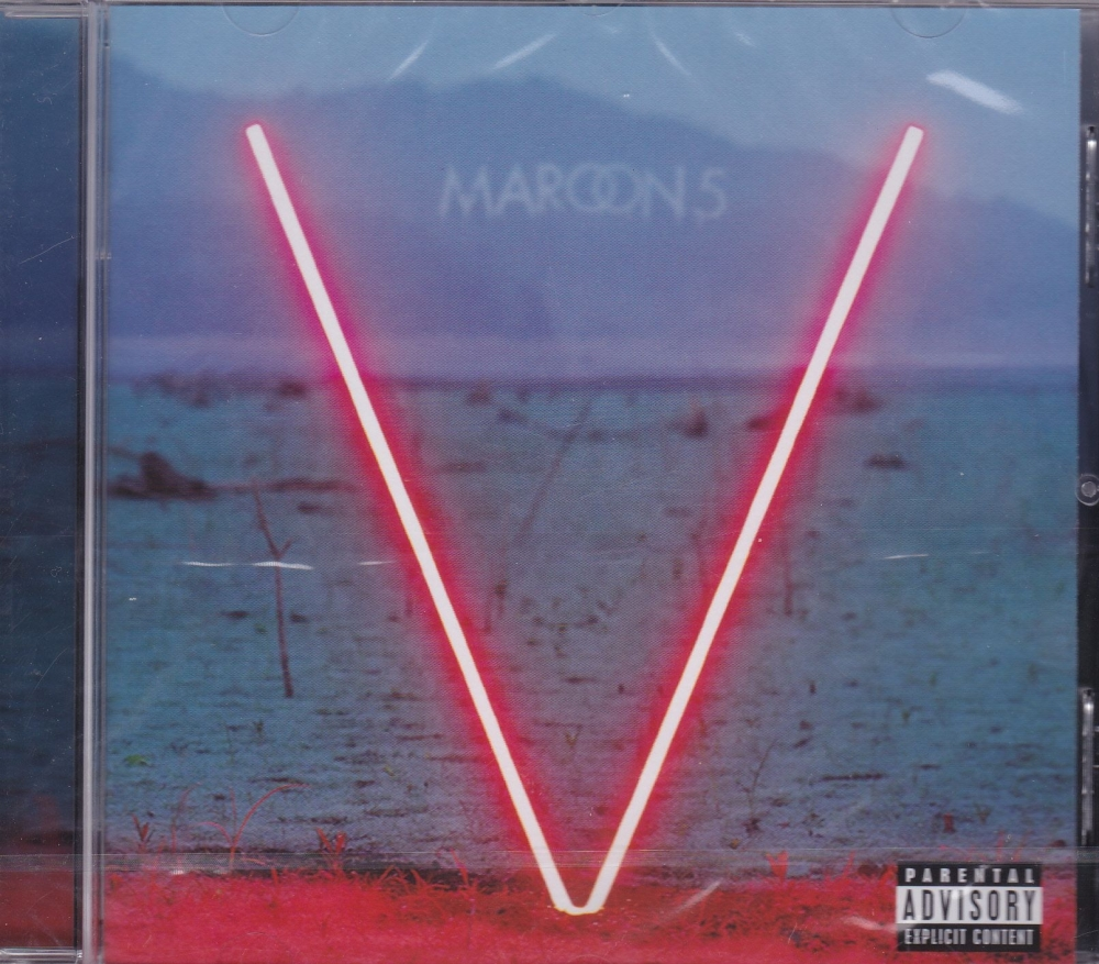 Maroon 5           V             2014  CD