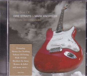 Dire Straits & Mark Knopfler  Private Investigations -The Best Of     2005 CD
