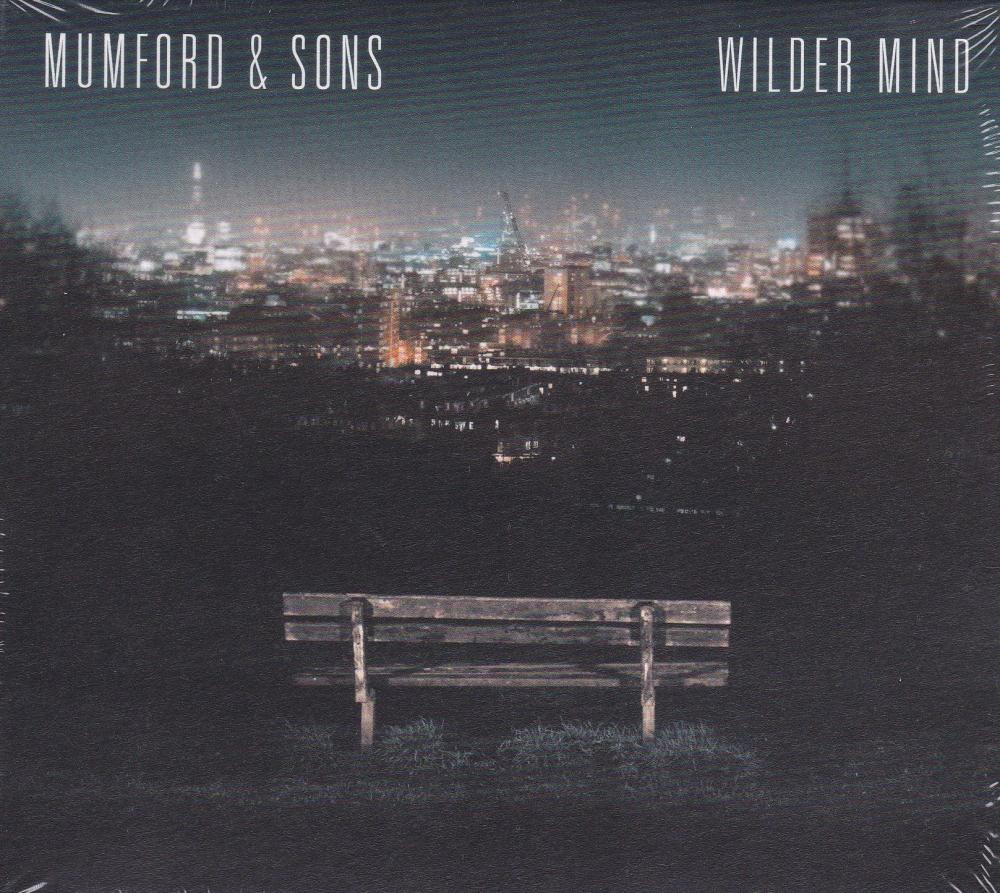 Mumford & Sons         Wilder Mind     2015 CD