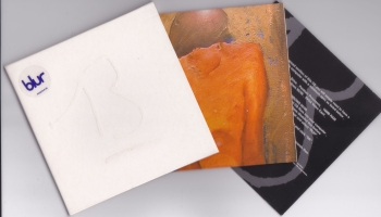 Blur     13     1999 Promotional CD  In A Card Sleeve