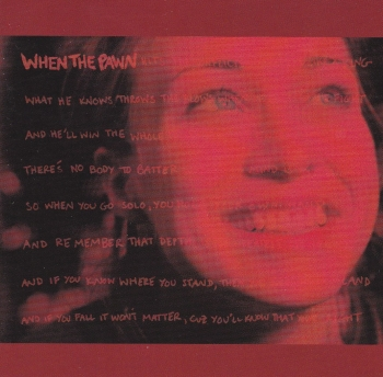Fiona Apple        When The Pawn        1999 CD