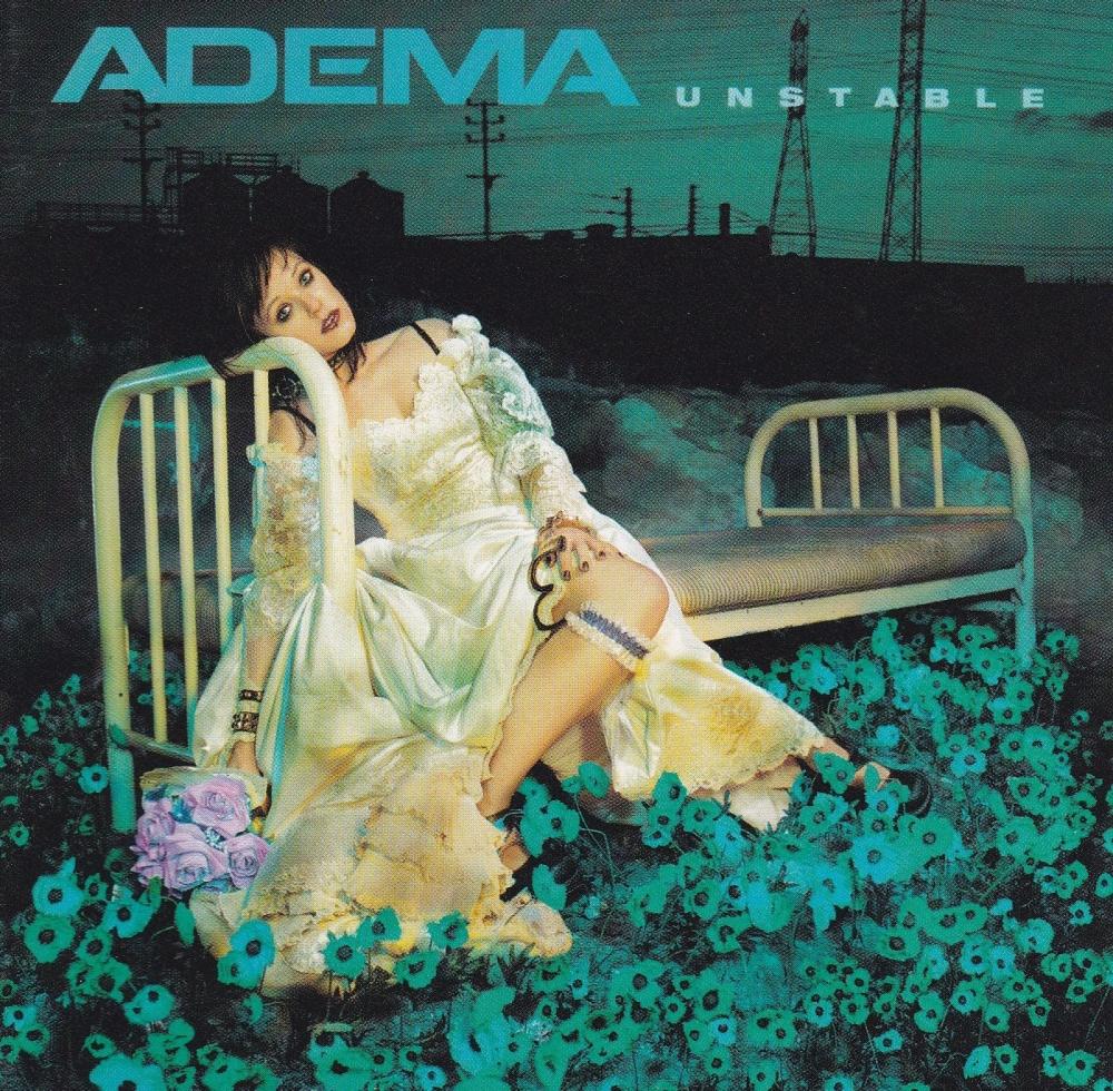 Adema      Unstable        2003 CD