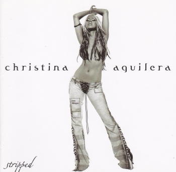 Christina Aguilera       Stripped        2002 CD