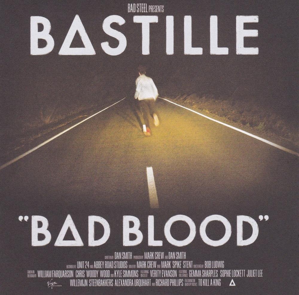Bastille         Bad Blood         2013 CD