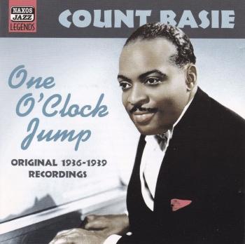 Count Basie        One O'Clock Jump - Original 1936-1939 Recordings  2003 CD