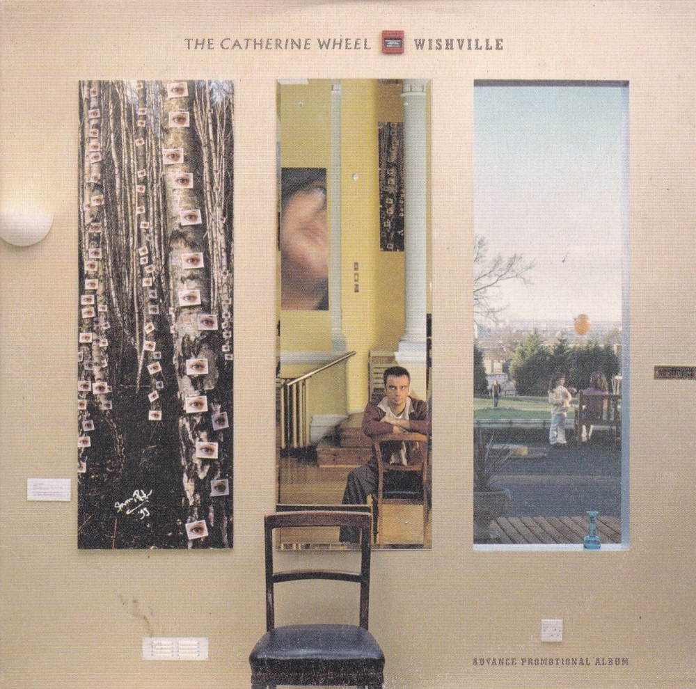 Catherine Wheel        Wishville     Advance Promotional Album  2000 CD