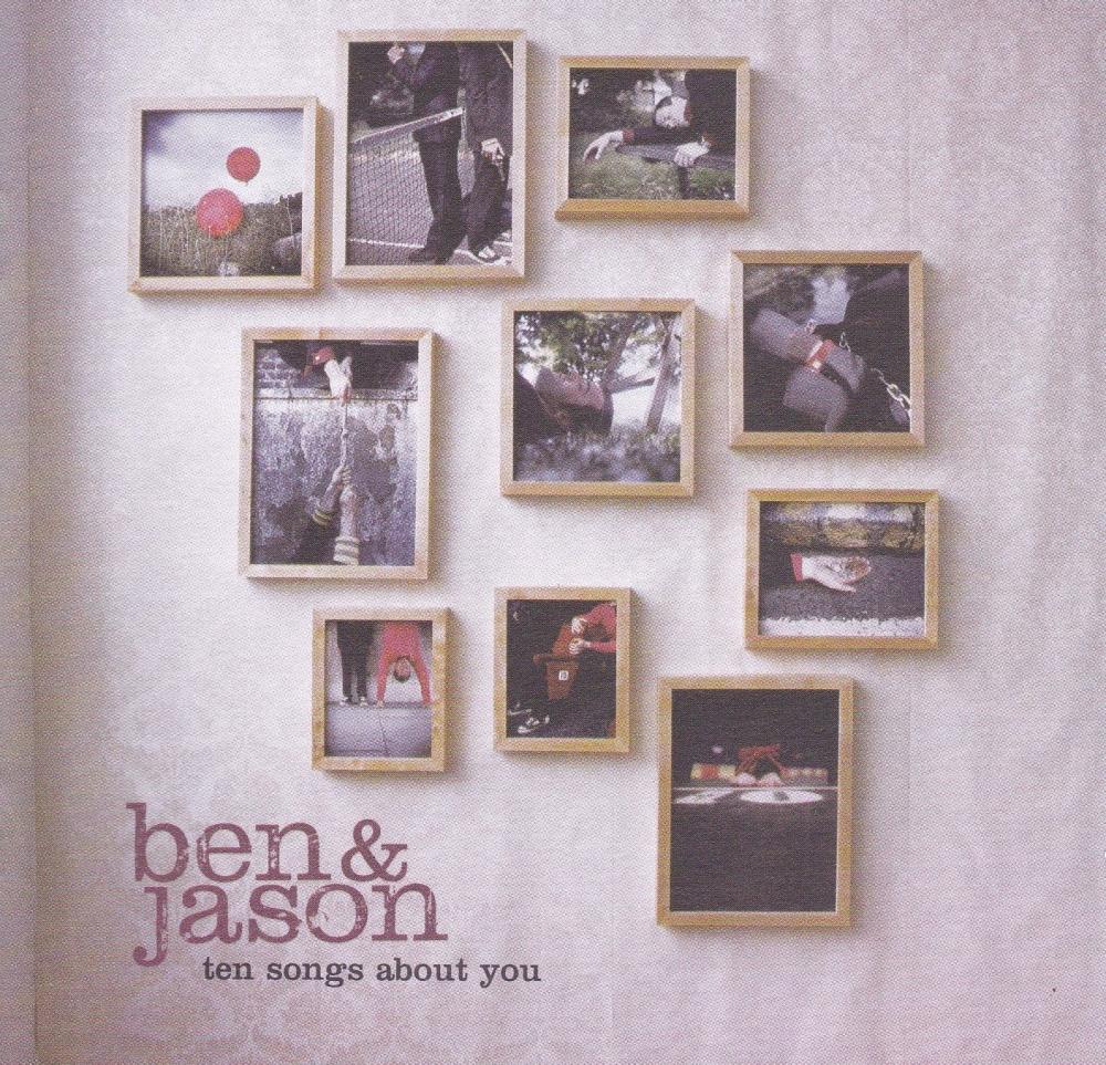 Ben & Jason         Ten Songs About You      Special Edition  2001 CD