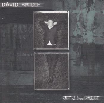 David Bridie          Act Of Free Choice         2000 CD