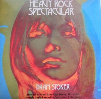 Bram Stoker      Heavy Rock Spectacular  LTD ED 2016 Record Store Day Release Vinyl LP