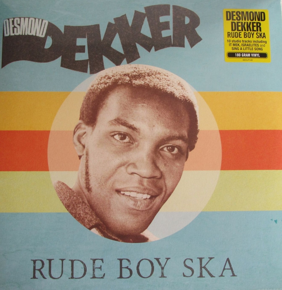 Desmond Dekker      Rude Boy Ska   2016 Vinyl Lp  Record Store Day Issue