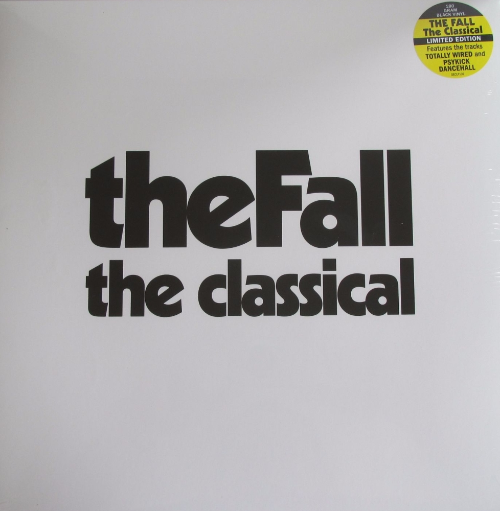 The Fall         The Classical    Limited Edition 180Gram Black Vinyl LP 20