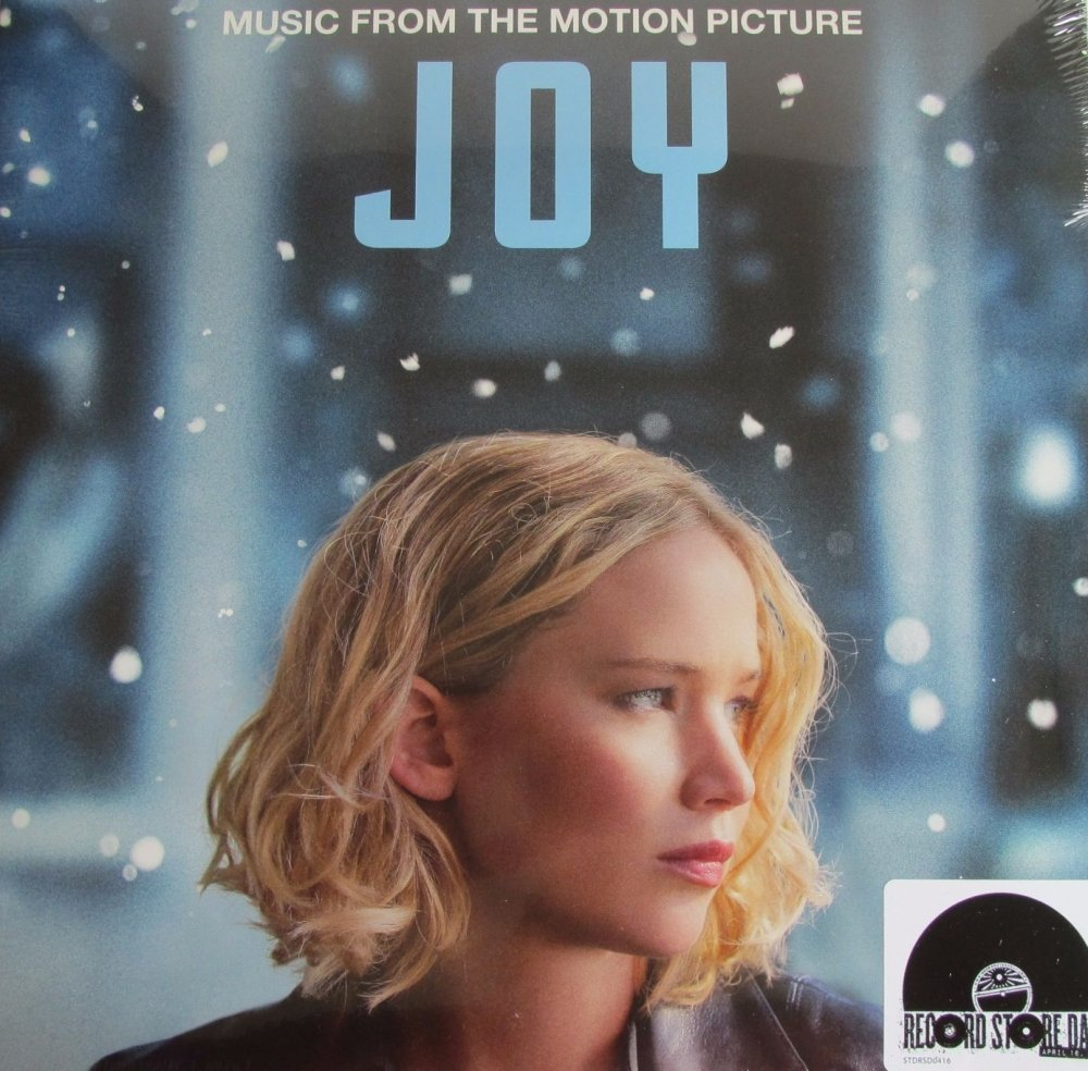 Joy       Music From The Motion Picture Soundtrack Joy  2016 Record Store D