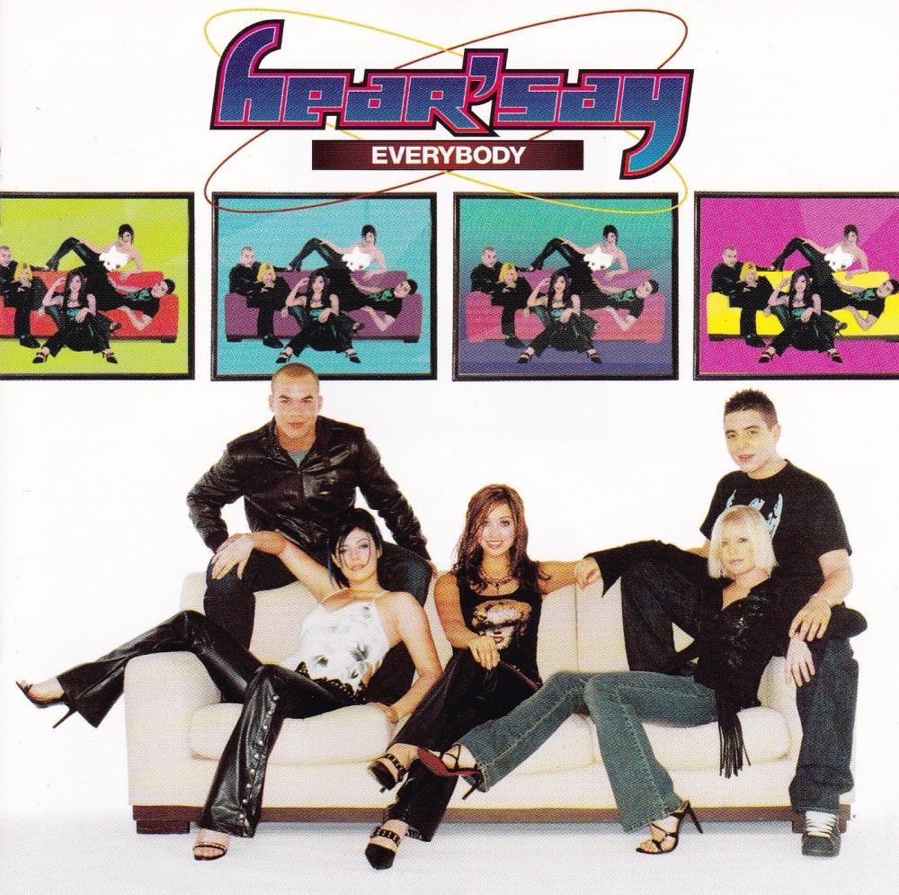 Hearsay    Everybody     Special Edition 2001 CD