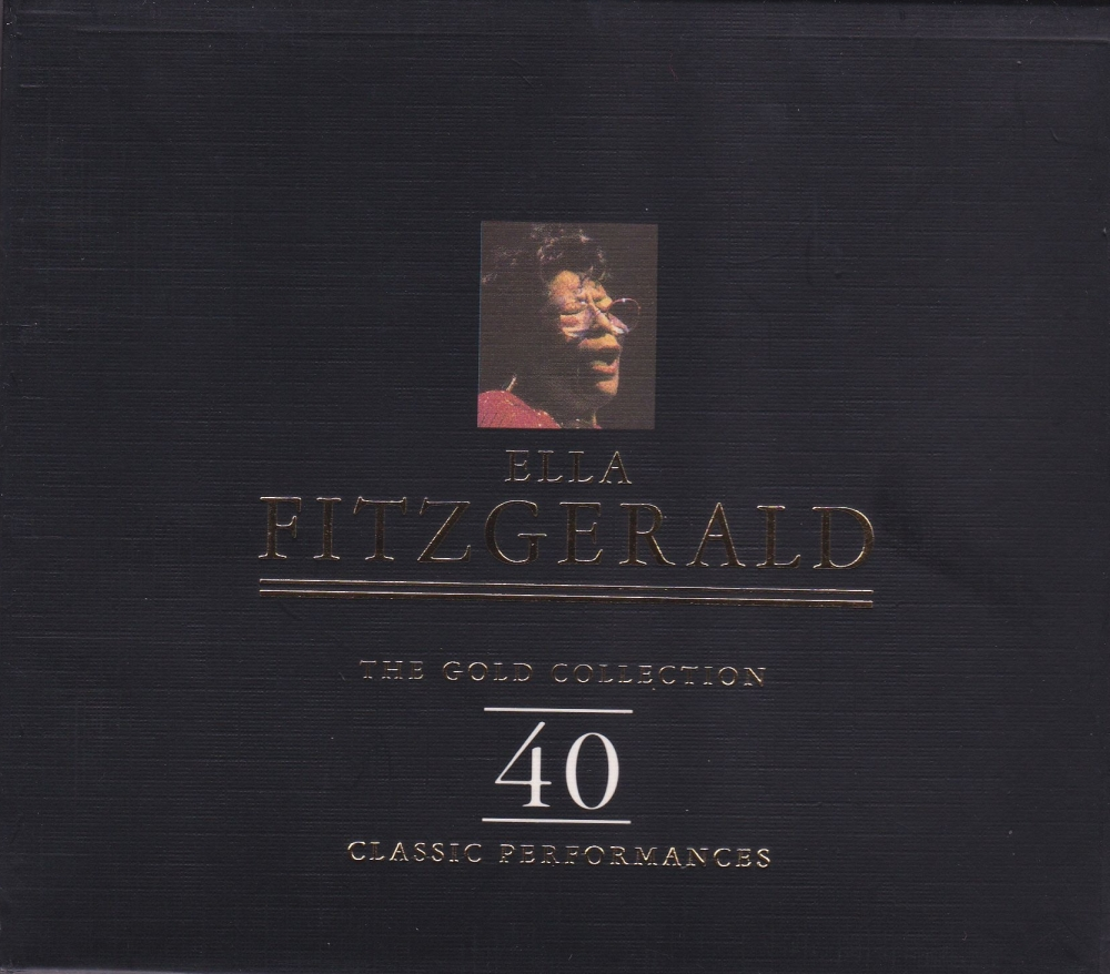 Ella Fitzgerald        The Gold Collection 40 Classic Performances      199