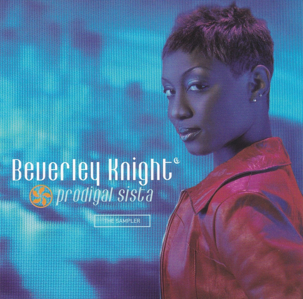 Beverley Knight     Prodigal Sista -The Sampler  Promotional 1998 CD