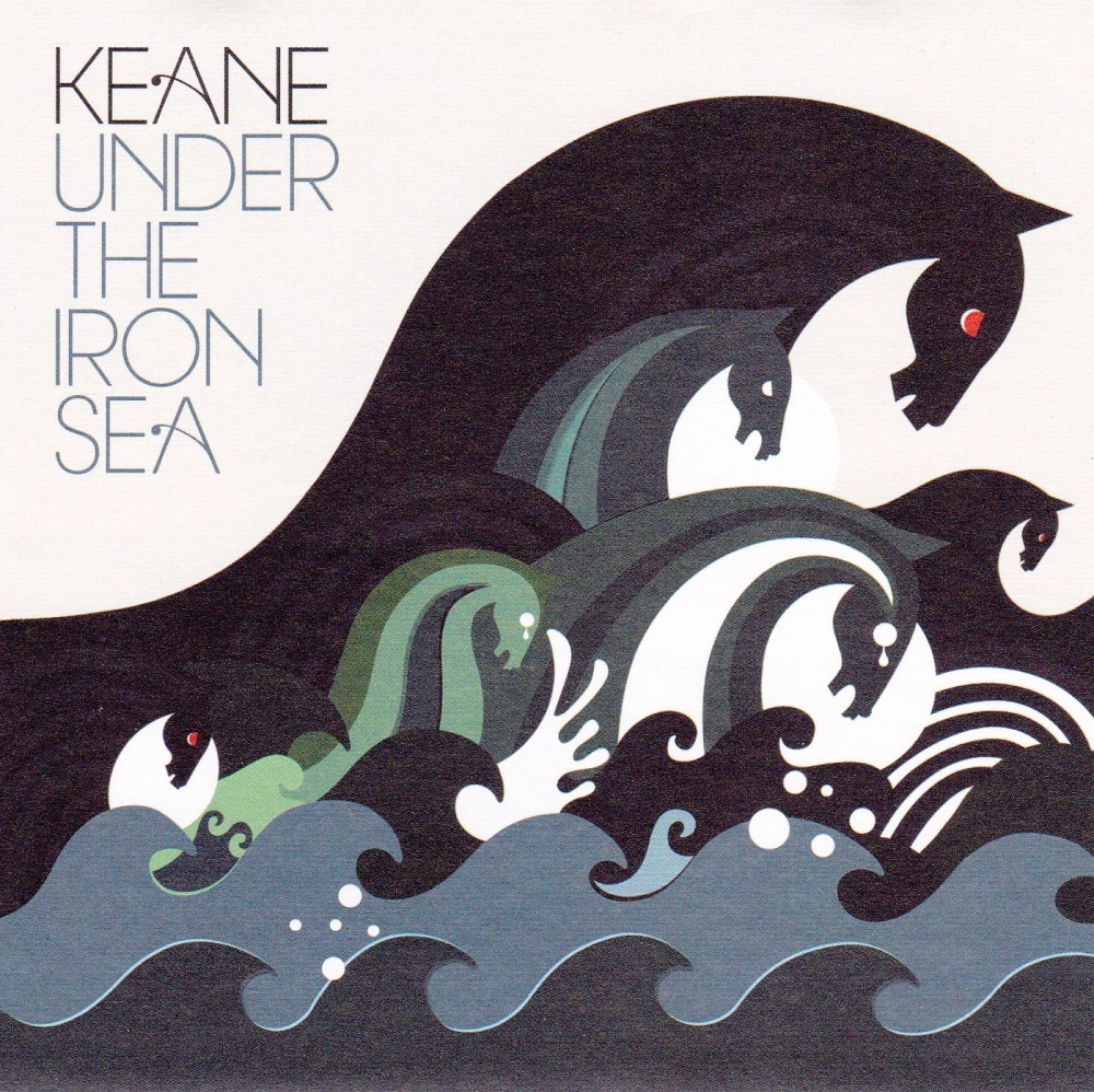Keane        Under The Iron Sea  Special Edition  2006 CD