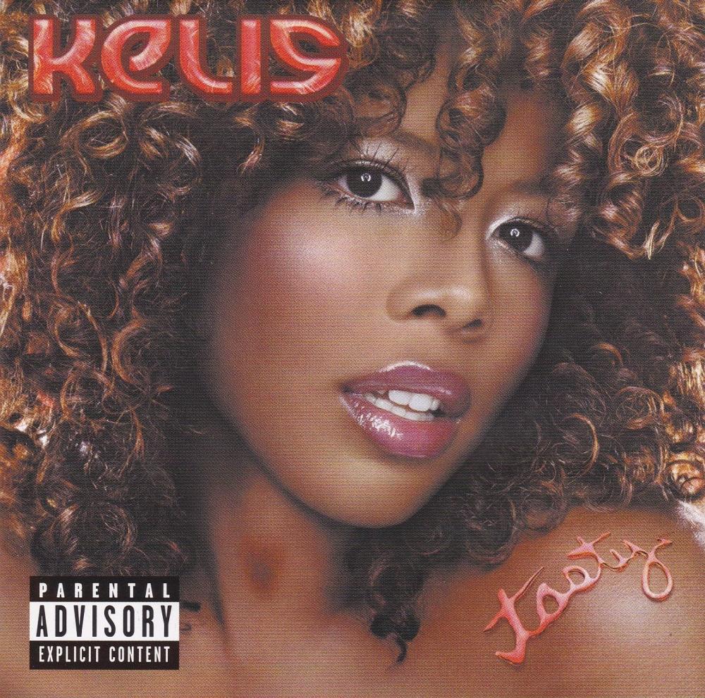 Kelis         Tasty          2003 CD