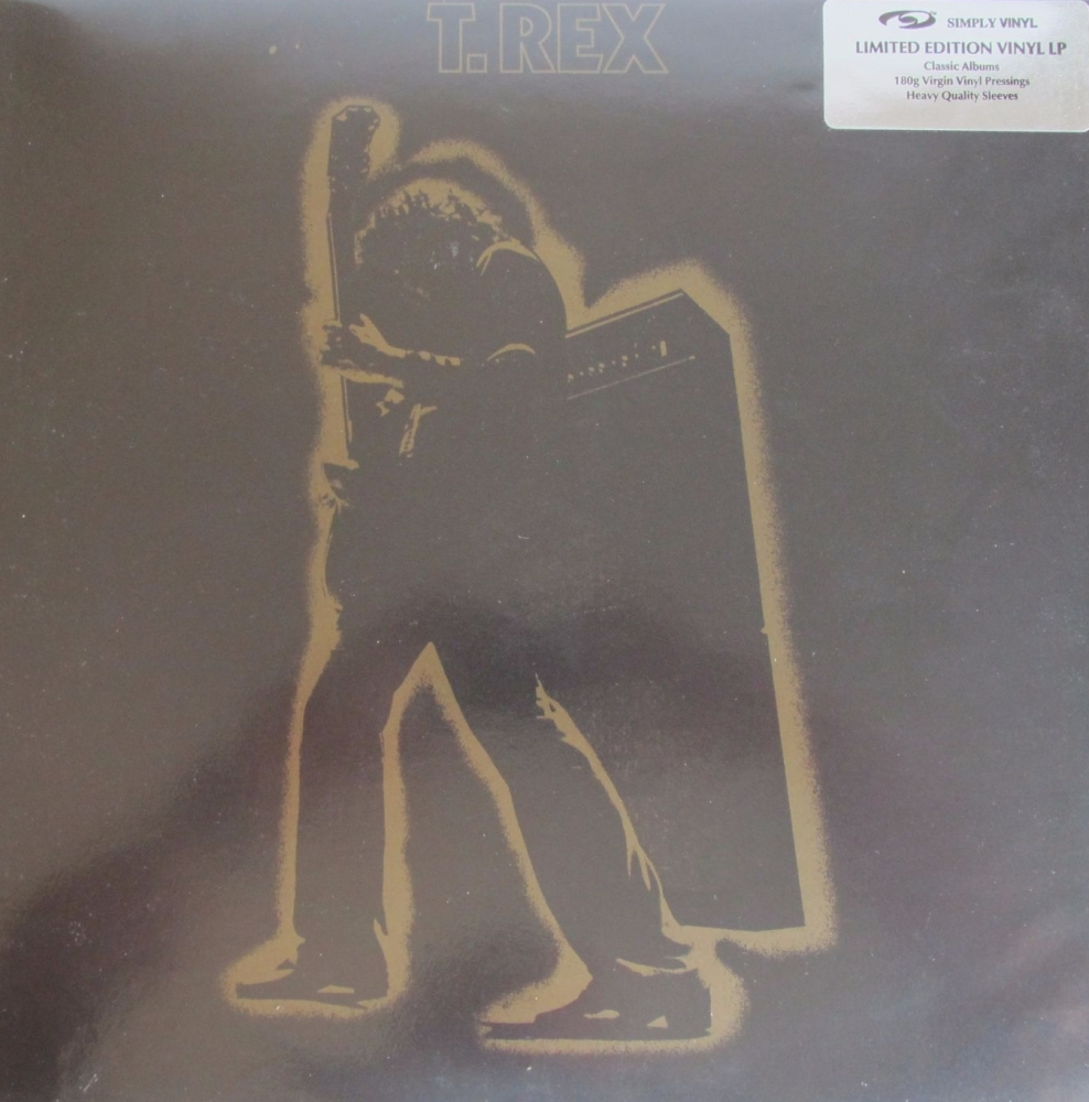 T.Rex    Electric Warrior    Limited Edition Simply Vinyl 180 Gram 1971/200