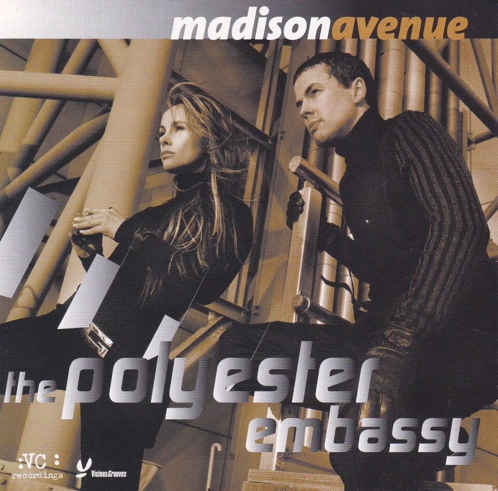 Madison Avenue      The Polyester Embassy    2000 CD
