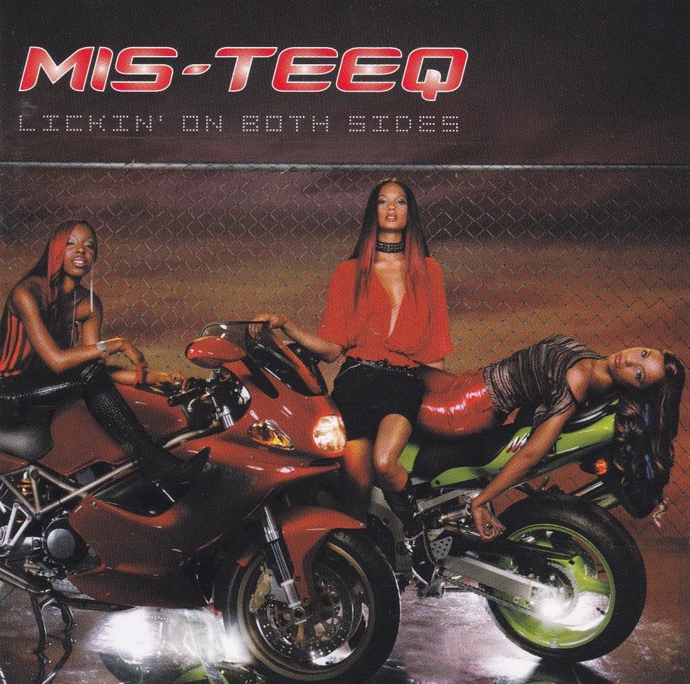 Mis-Teeq     Lickin' On Both Sides            2001 CD