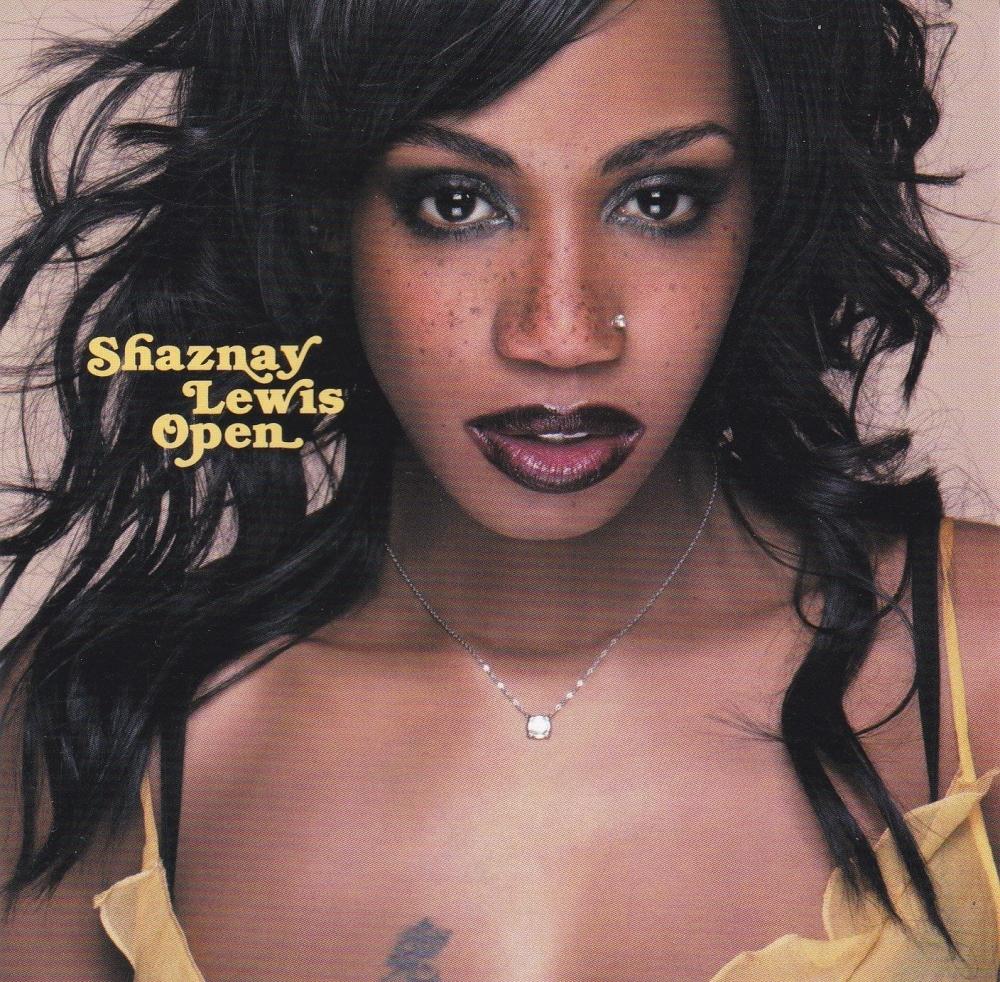Shaznay Lewis         Open          2004 CD