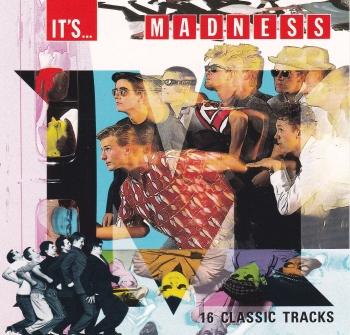 Madness       It's Madness - 16 Classic Tracks       CD