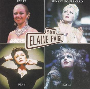 Elaine Paige     Encore       1995 CD