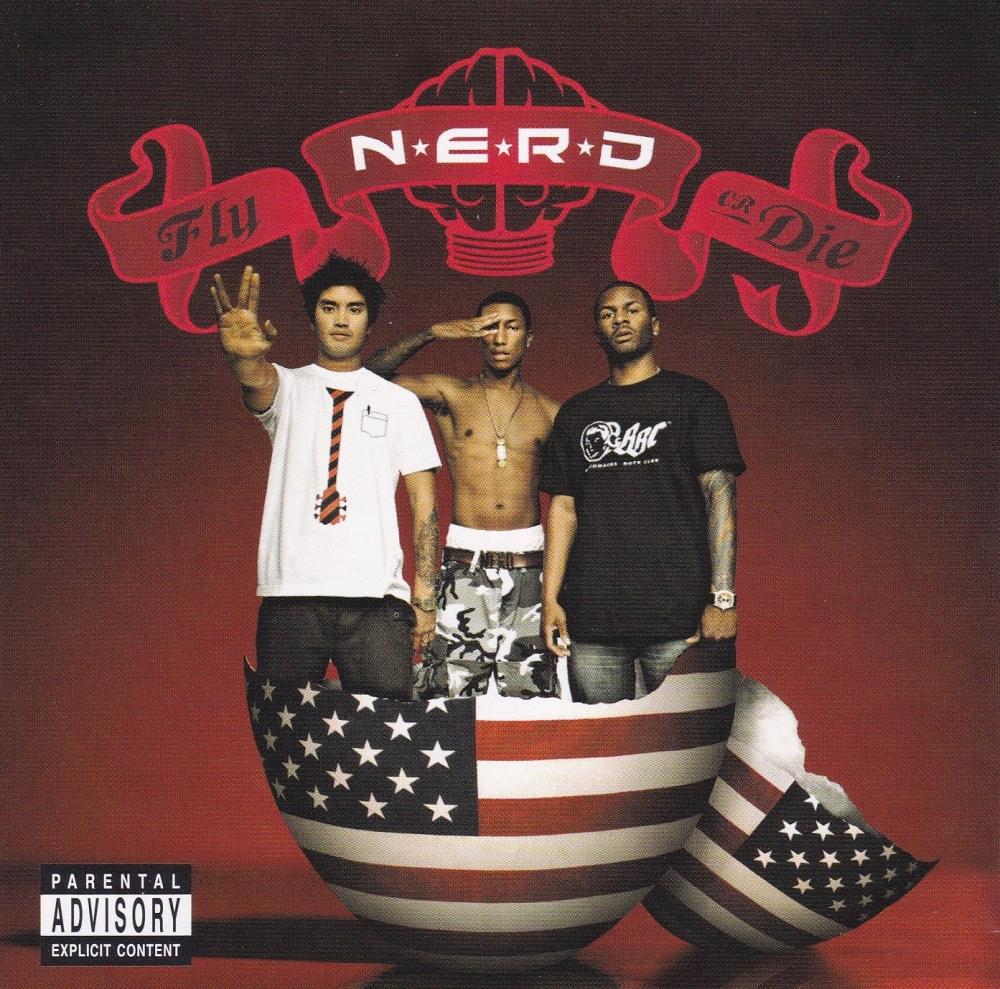 Nerd         Flu Or Die       2004 CD