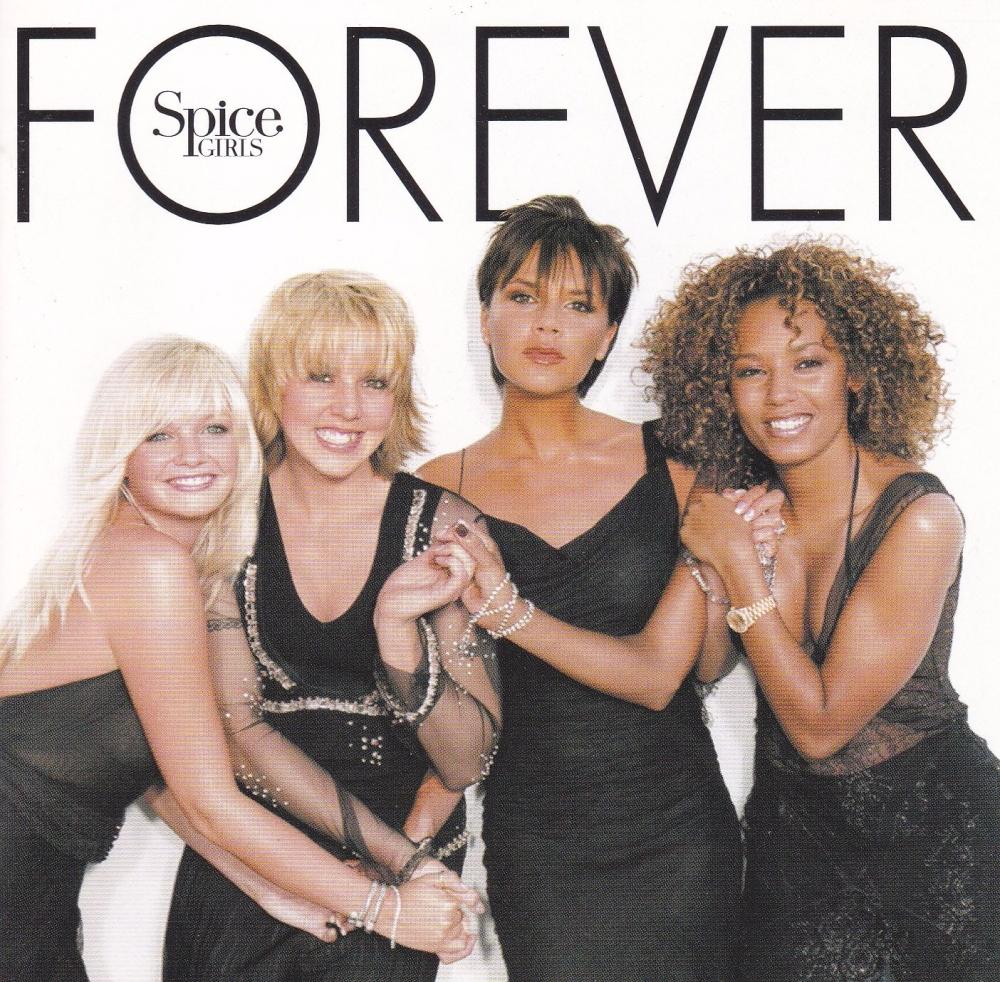 Spice Girls        Forever     2000 CD
