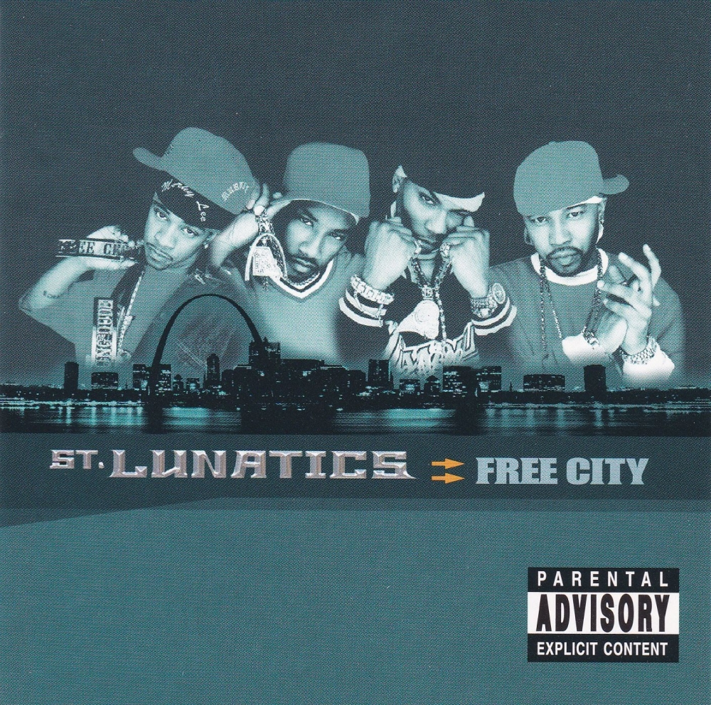 St.Lunatics        Free City         2001 CD